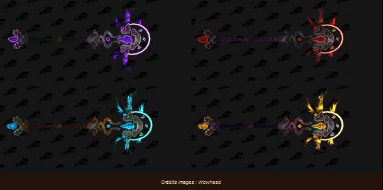 Prêtre Sacré - Soins - World of Warcraft