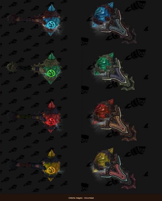 Chaman Restauration - Soins - World of Warcraft