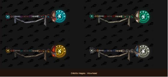 Moine Tisse-brumes - Soins - World of Warcraft
