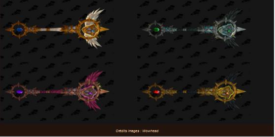 Prêtre Discipline - Soins / DPS - World of Warcraft