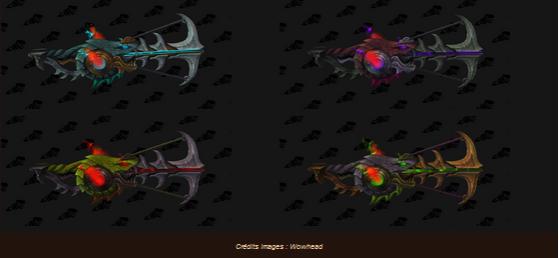 Chasseur Maîtrise des bêtes - DPS - World of Warcraft