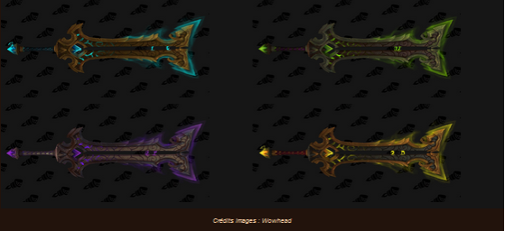 Guerrier Armes - DPS - World of Warcraft