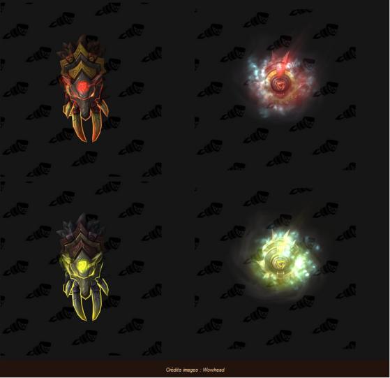 Chaman Élémentaire - DPS - World of Warcraft