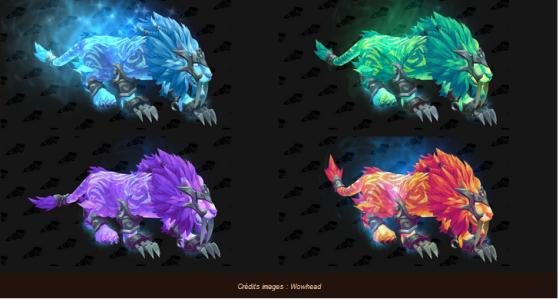 Druide Farouche - DPS - World of Warcraft
