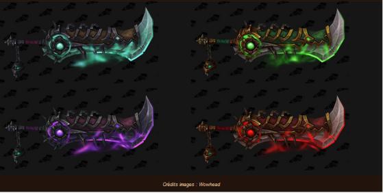 Guerrier Fureur - DPS - World of Warcraft