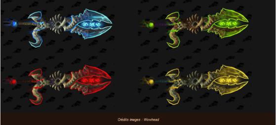 Chevalier de la Mort Impie - DPS - World of Warcraft