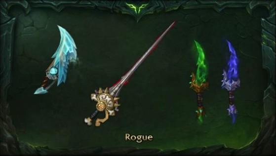 Voleur - World of Warcraft
