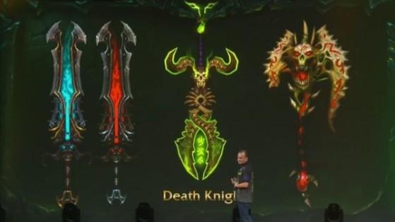 Chevalier de la mort - World of Warcraft