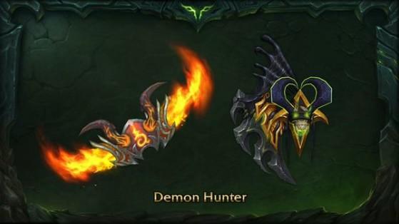 Chasseur de démons - World of Warcraft