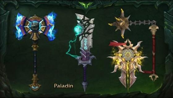 Paladin - World of Warcraft