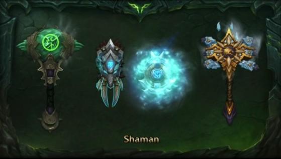 Chaman - World of Warcraft