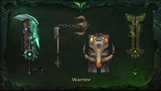 Guerrier - World of Warcraft