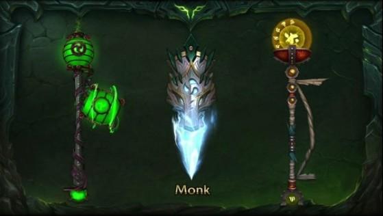 Moine - World of Warcraft