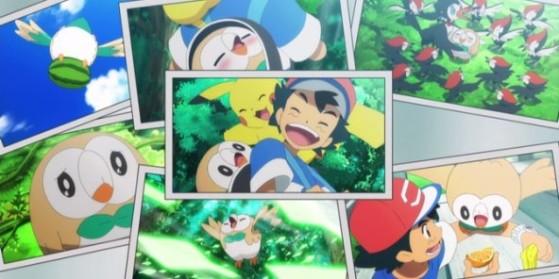 Pokemon résumé épisode SM 003 & 004