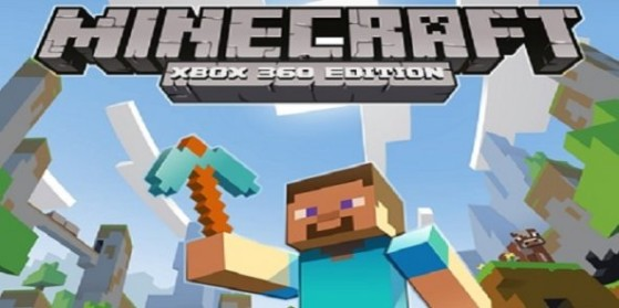 Minecraft explose les records sur xbox360