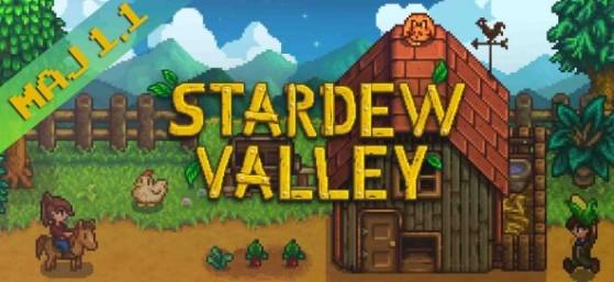 Stardew Valley, la mise à jour 1.1