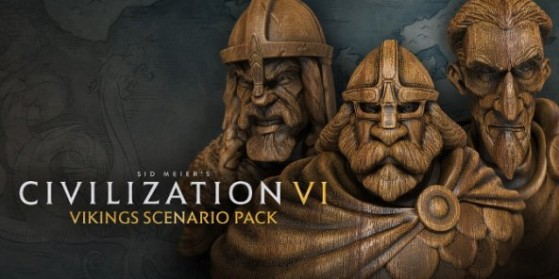 Civ 6 : DLC Vikings Scenario Pack