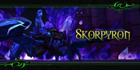 Palais de Sacrenuit : Skorpyron, guide