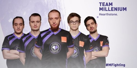 Hearthstone : Nouvelle équipe Millenium