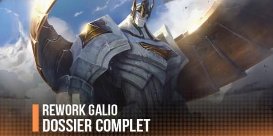 Rework saison 7 Galio