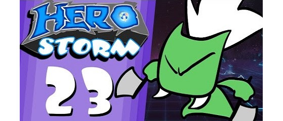 Carbot Animations - HeroStorm épisode 23