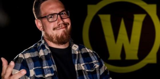 Ben Brode directeur de World of Warcraft