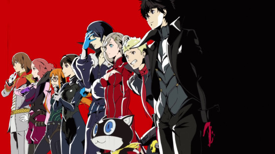 Test : Persona 5, PS3 & PS4