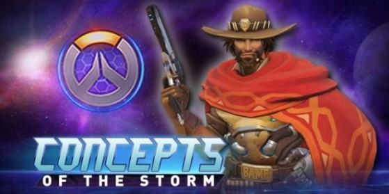 Concepts of the Storm n°65 : McCree