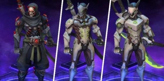HotS : Skins Genji