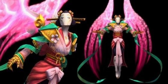 HotS - Skin Auriel Sakura