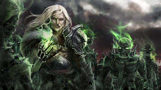 Diablo 3 : Build Nécromancien Os de Rathma