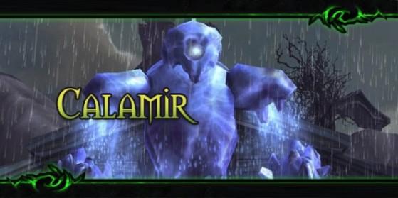 Calamir, World Boss Legion