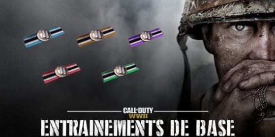 WW2 Atouts Entrainements De Base