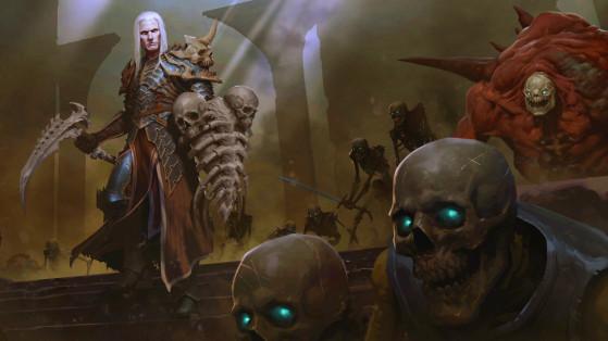 Diablo 3 : Build Nécromancien Grâce d'Inarius