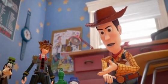 Kingdom Hearts 3 : Le monde Toy Story en vidéo !