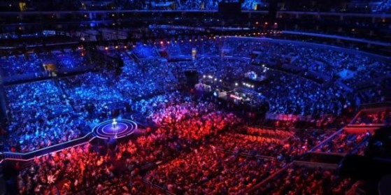 Une Arena eSport Disney prévue pour 2018