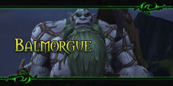 Balmorgue : World Boss Legion