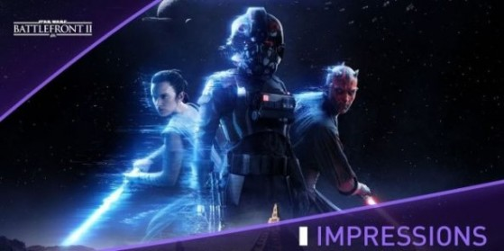 Star Wars Battlefront 2 : Nos impressions