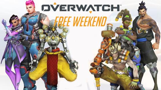Overwatch - Weekend gratuit