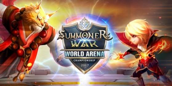 Phases finales de la SW World Arena