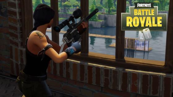 Fortnite : Le guide du nouveau joueur