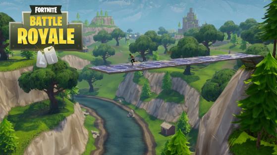 Fortnite BR : Guide de la construction