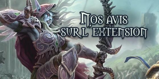 Battle for Azeroth : Avis sur l'extension