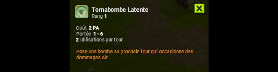 Tornabombe Latente - Dofus