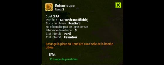 Entourloupe - Dofus