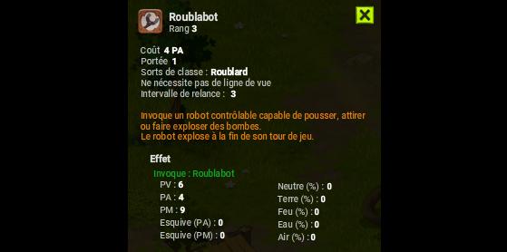 Roublabot - Dofus