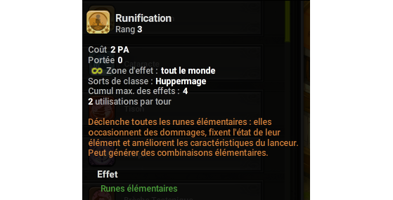 Runification - Dofus