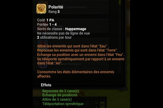 Polarité - Dofus