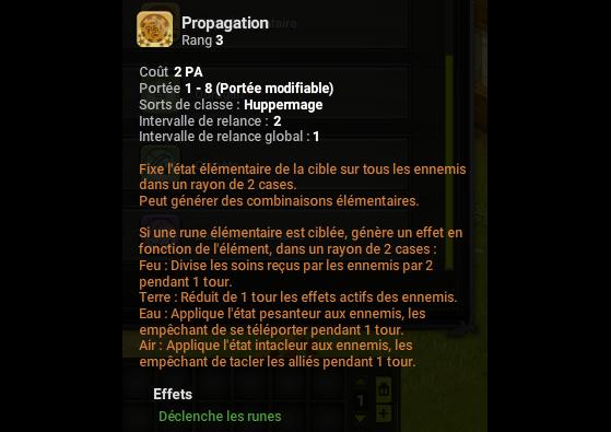 Propagation - Dofus