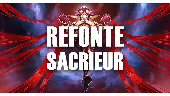 Build Refonte Sacrieur Feu